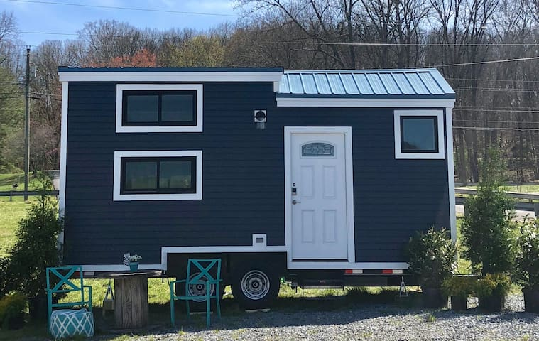Charming Tiny House Located in Brown County