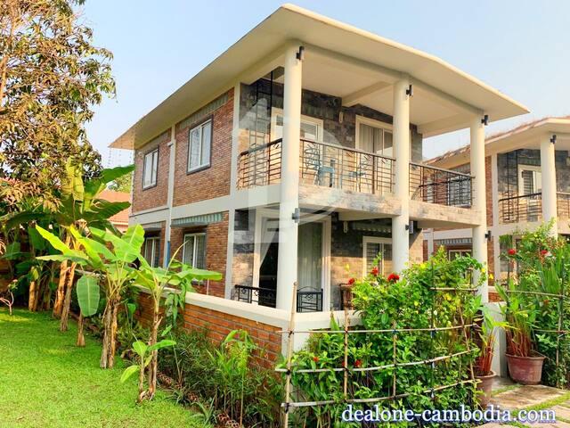Beautiful Apartment with garden - 1bedroom