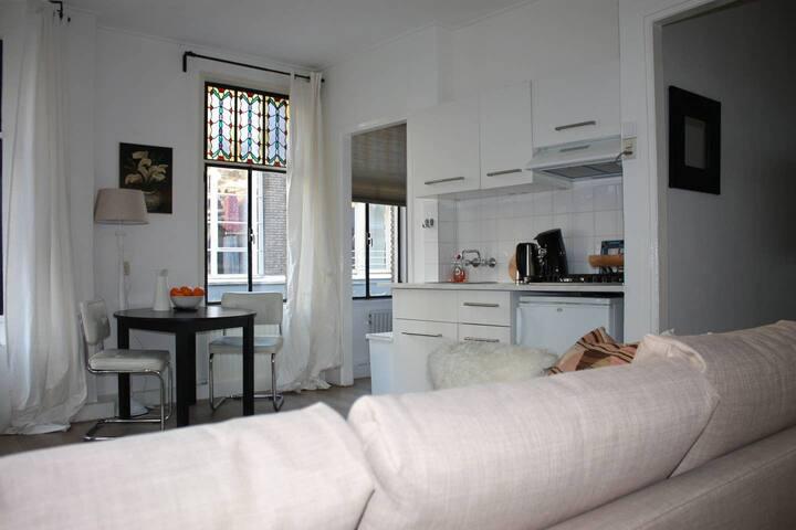 Het leukste klein appartement van Arnhem