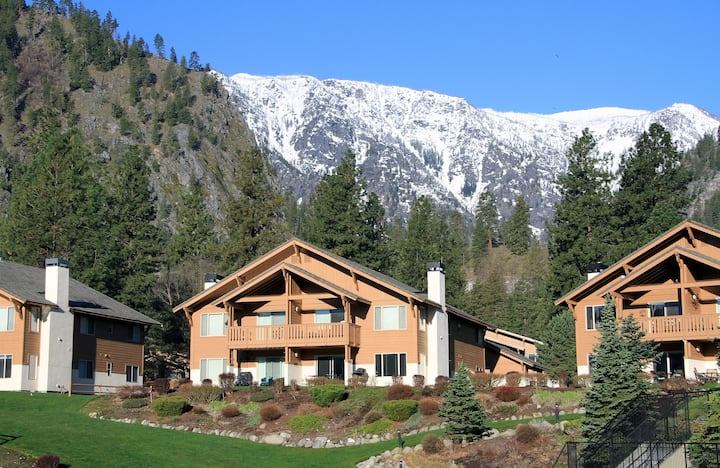 Alpenhaus Leavenworth - Short walk to town