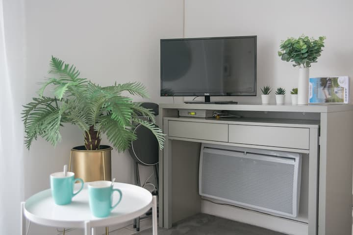 Charming apartment near Deauville train station