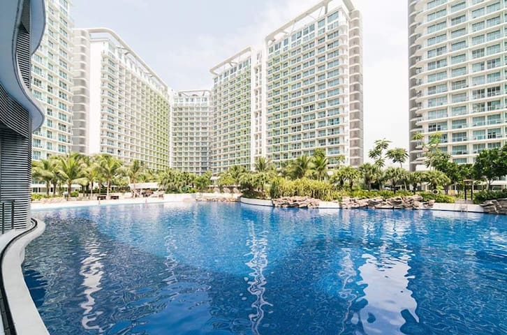Manila's Tourist Spot Urban Beach Reasort by Azure