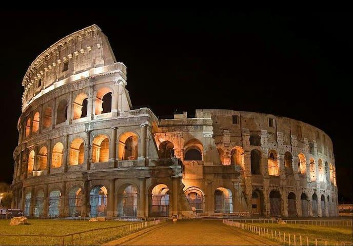 Rome Vatican/Museum/Centre city! - Rom - Lejlighed