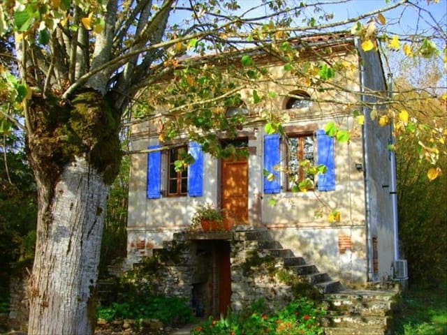 Romantic cottage for 2 - Cordes-sur-Ciel - บ้าน