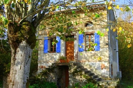 Romantic cottage for 2 - Cordes-sur-Ciel - Дом