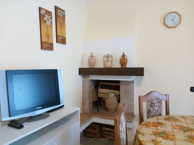 Casa Sant'Angelo 10 minutes from the see - Galatone - House