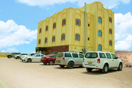 Ras Al Hadd Waves Hotel