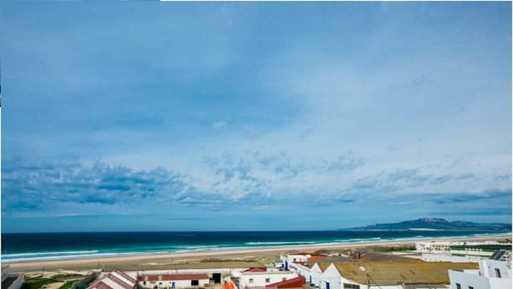 Apartamento con  hermosas vistas y cerca de la playa (Polo Mar 4)
