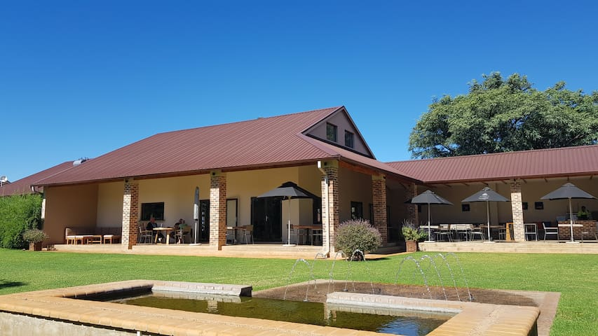 Esther's Country Lodge    - Double Rooms