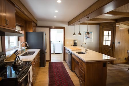 Lovingly Restored Mount Shasta Farmhouse