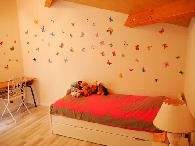 Chambre enfant étage - n°2