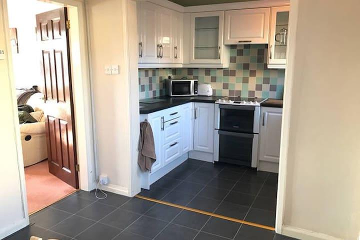 Welcoming 2 bed house, Durham - Ushaw Moor - Casa
