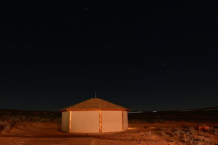 Antelope Canyon Navajo HOGAN #4 (Exclusive)