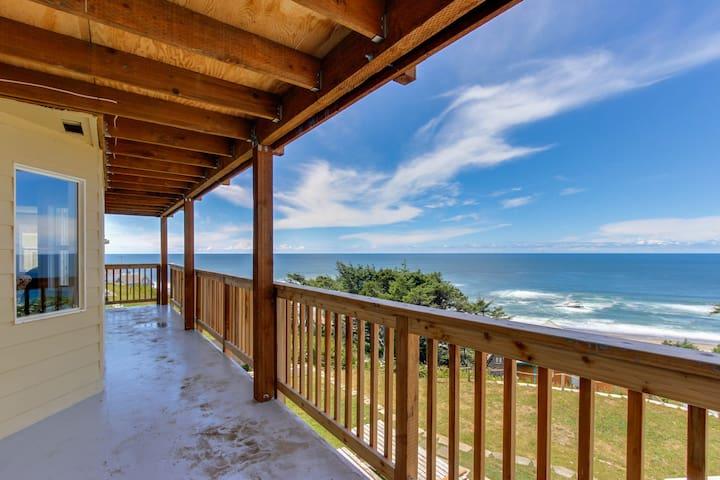 Luxury, spacious renovated condo w/ gorgeous ocean views - dog-friendly, too!