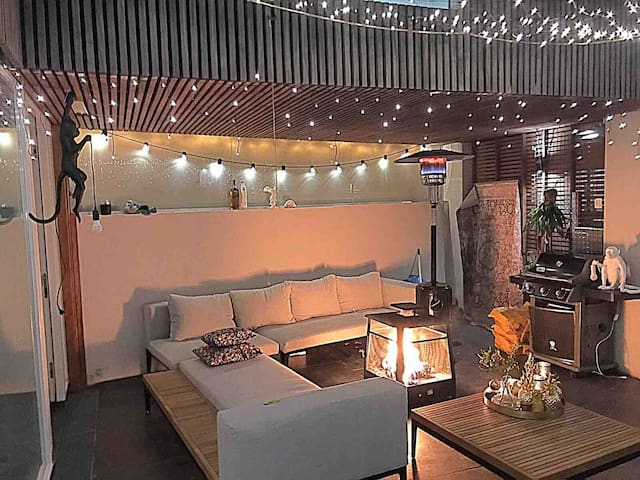 Lounge Patio