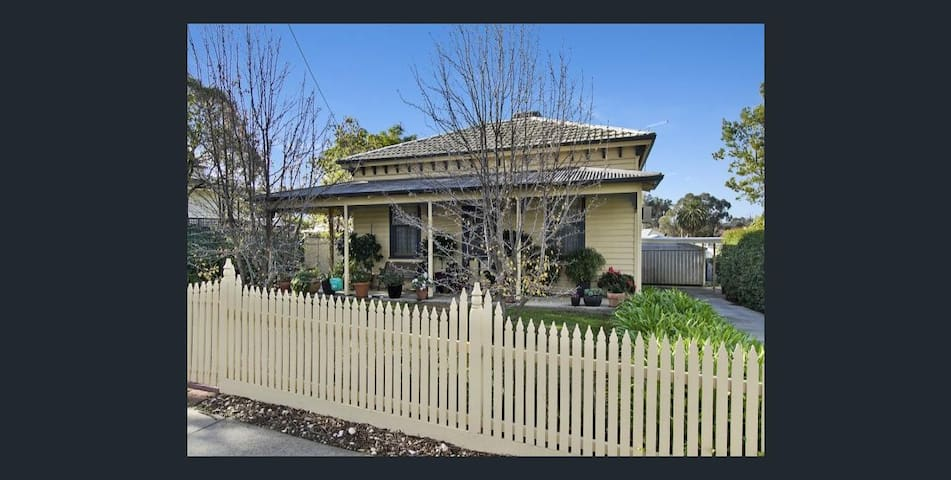Close to Hospital & Historic Town Centre - Bendigo - Haus