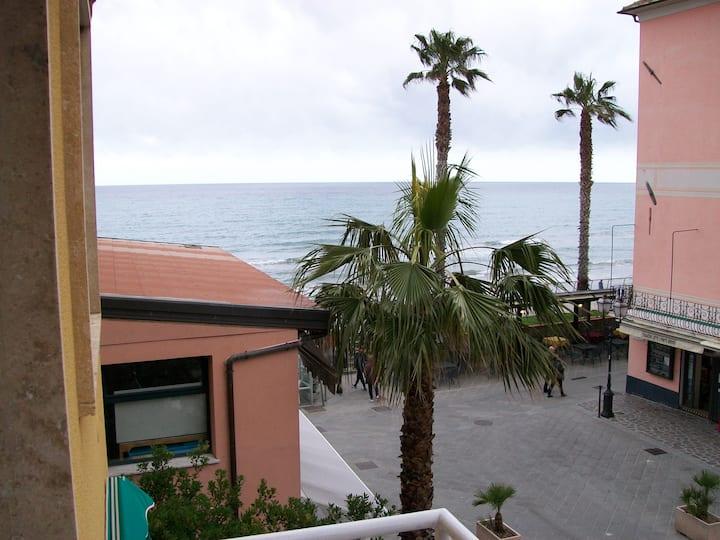 Appartamento sul mare di Alassio