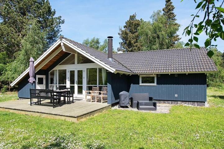 Maison de vacances de style à Nykøbing Sjælland, terrasse
