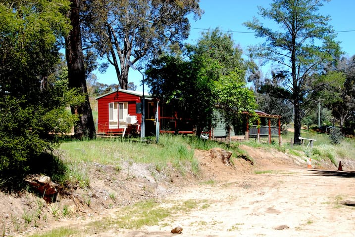 Red Riverbend Cabin - Nannup