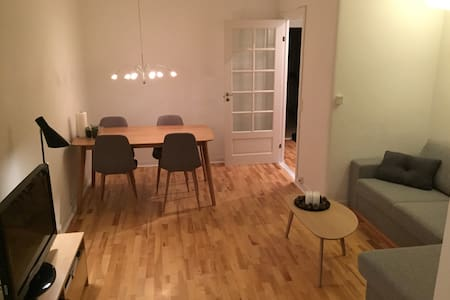2-room apartment, fully equipped, close to center - København
