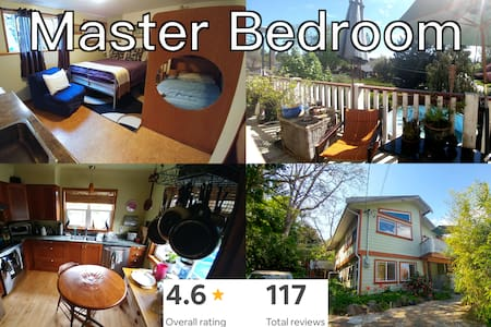 4BEDS Sleeps 5! Clean & Comfy Room Great Location