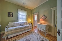 Unwind in the second bedroom on the twin bed.