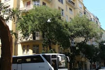 "Apartment in the ""antique street"""