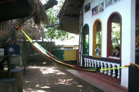 Survival Reggae Club of Sri Lanka. House-Cabanas