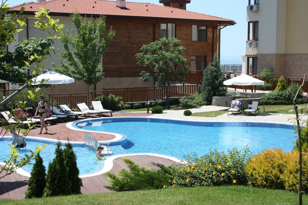Pool Nearest Apartment