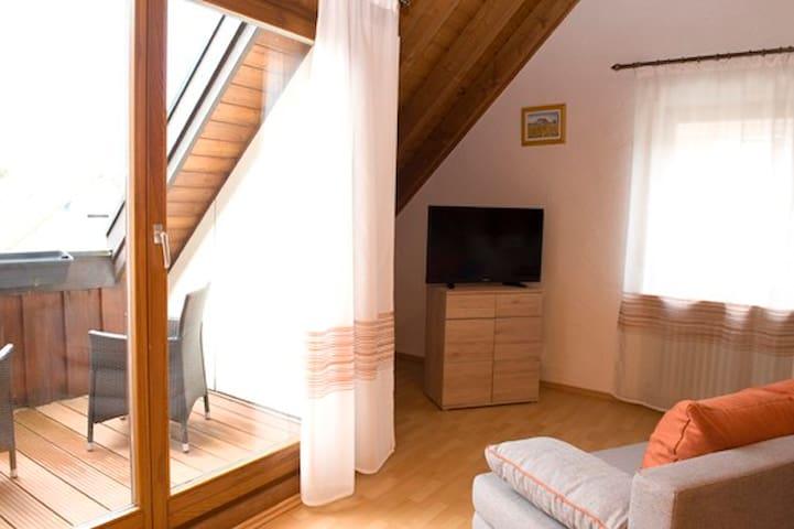 Nice Apartment TLA, Ferienwohnung - Landstuhl - Apto. en complejo residencial