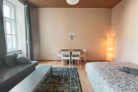 ☆Sweet Studio direct connected with Center&Airport