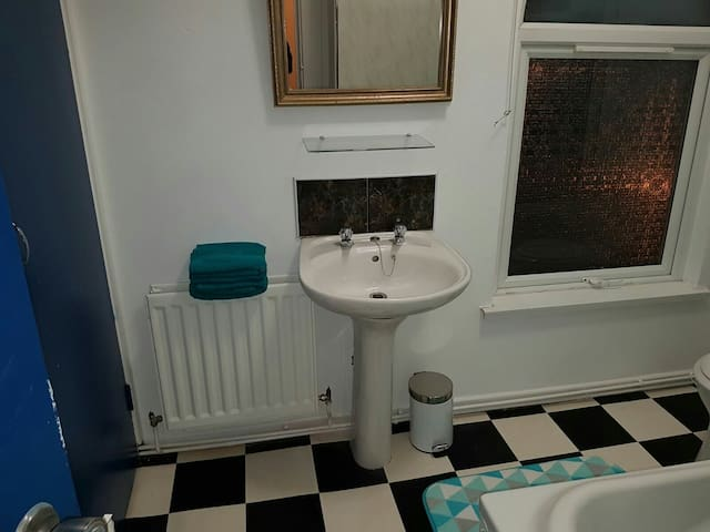 Cosy apartment with parking - Belfast - Wohnung