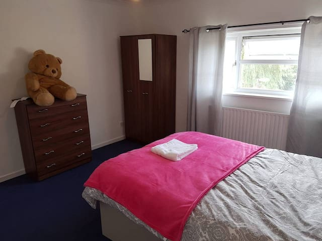 Comfortable room #2 for two close to city centre