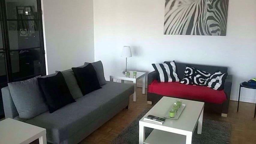 Gezellig Appartement in Gent! - Gand - Appartement