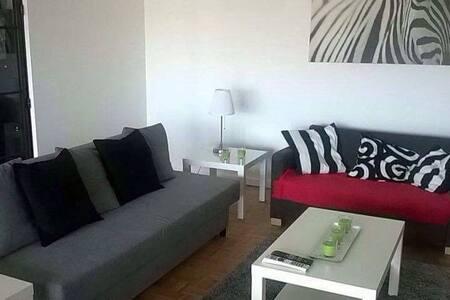 Gezellig Appartement in Gent! - Gent - Lägenhet