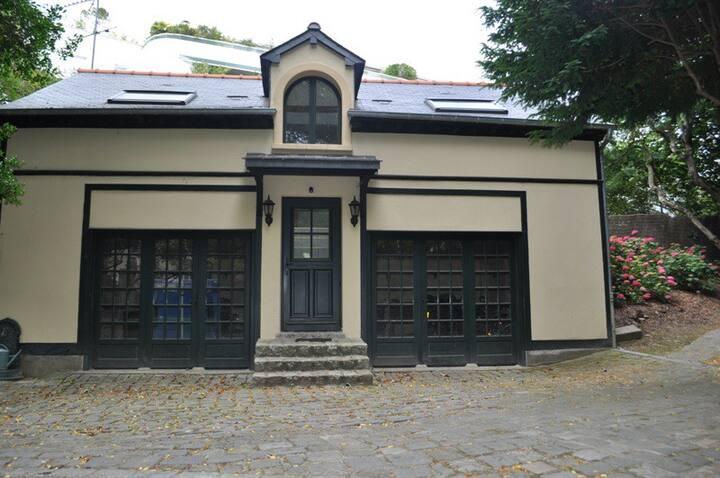 Studio-2 13m2, Rennes centre, Gd jardin d'except°