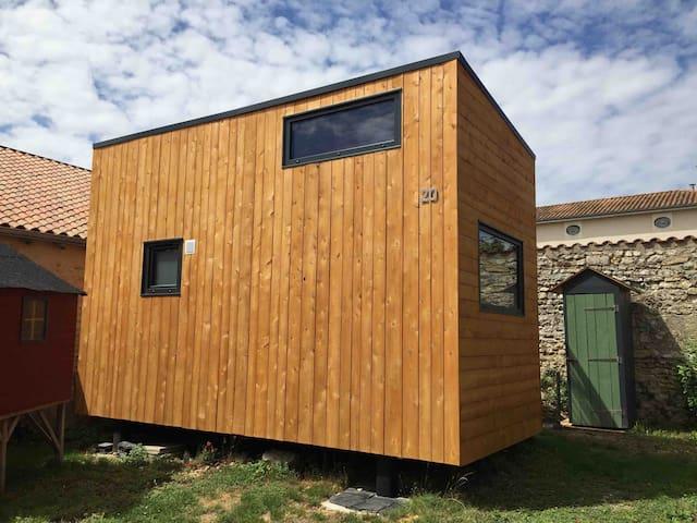 Ravissant logement insolite proche Futuroscope