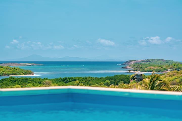 Villa entre Ciel et Mer