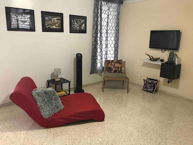 Spacious apartment in Hato Rey, San Juan