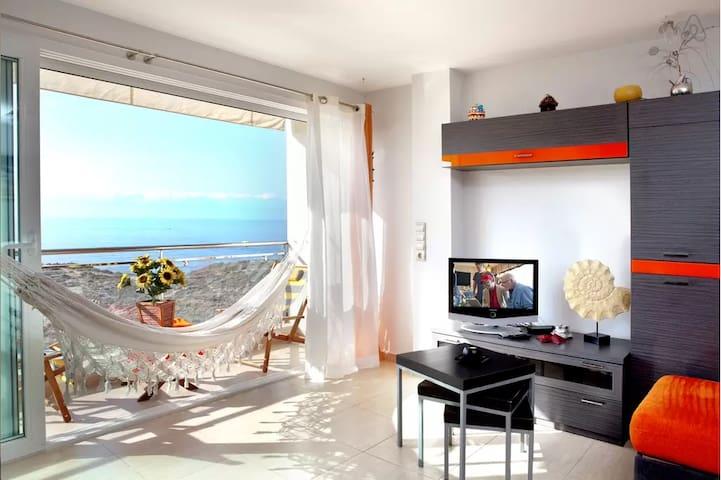 Una ventana al Mediterráneo - Puerto de Mazarrón