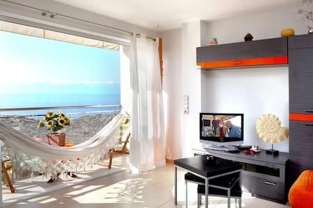 Una ventana al Mediterráneo - Puerto de Mazarrón - House
