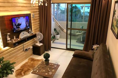 Apartamento Barra de Jangada Vista Mar