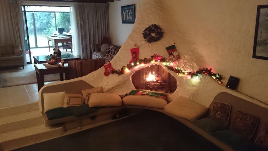 Habitaciones(5)de lujo en Tlalpan($ x hab x noche)