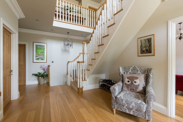 Modern quiet luxury apartment with private patio - Birmingham - Apartemen