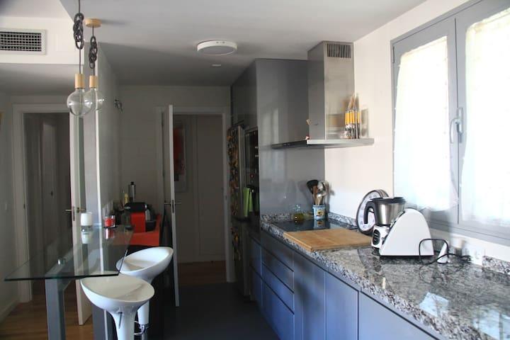 Habitaciones en piso compartido en Valdebebas - Madrid - Rumah