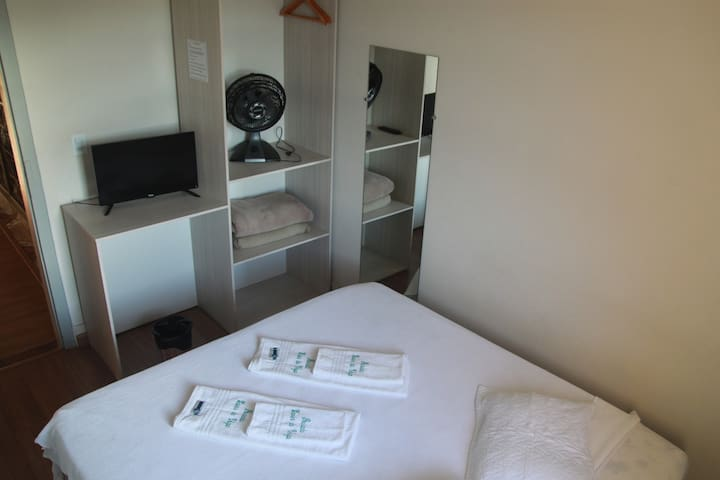 Double or twin room in the Center