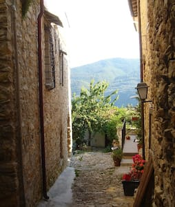 Gorgeous Ligurian accommodation - Chiusanico - 獨棟