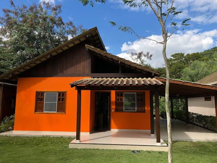 Casa de Campo em Condomínio, Domingos Martins