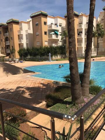 Appartement  residence Al khawtar