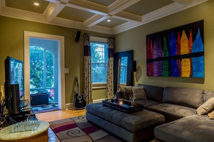 2 Bedroom Townhome on Piedmont Park
